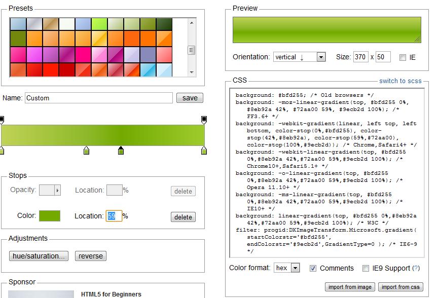 css_gradient_tool